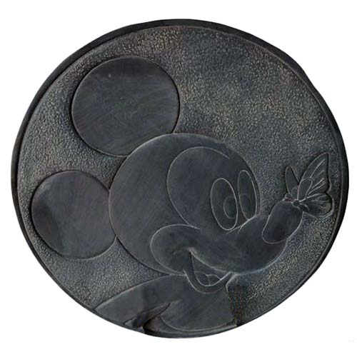 Your WDW Store Disney Stepping Stone Flower And Garden