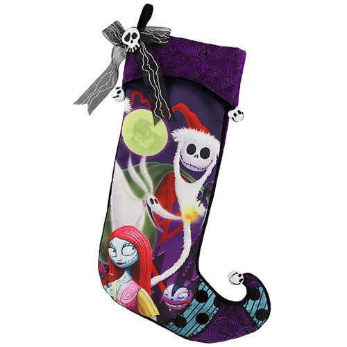 Your WDW Store Disney Christmas Holiday Stocking Large