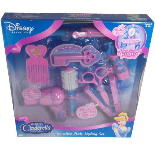 Your WDW Store Disney Toy Princess Hair Styling Set