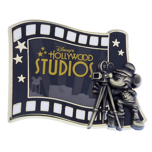 Disney Hollywood Studios Pin Director Mickey Mouse