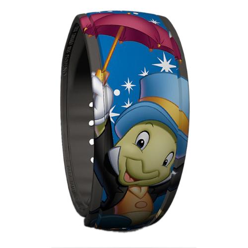 Disney MagicBand Bracelet Jiminy Cricket