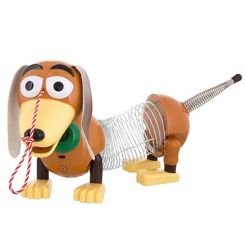 Disney Toy Story Figure Slinky Dog Talking Figure