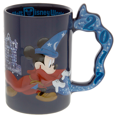 Your WDW Store Disney Coffee Cup Mug 2017 Sorcerer