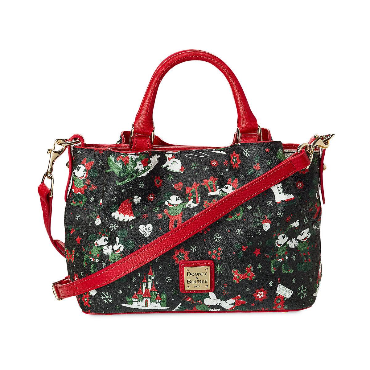 Disney Dooney Amp Bourke Bag Mickey Amp Minnie Woodland