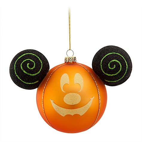 Your WDW Store Disney Halloween Holiday Ornament