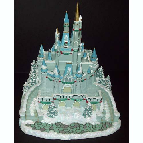 Disney Village Cinderellas Christmas Magic Kingdom