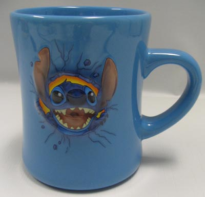 Your WDW Store Disney Coffee Cup Mug Lilo Amp Stitch