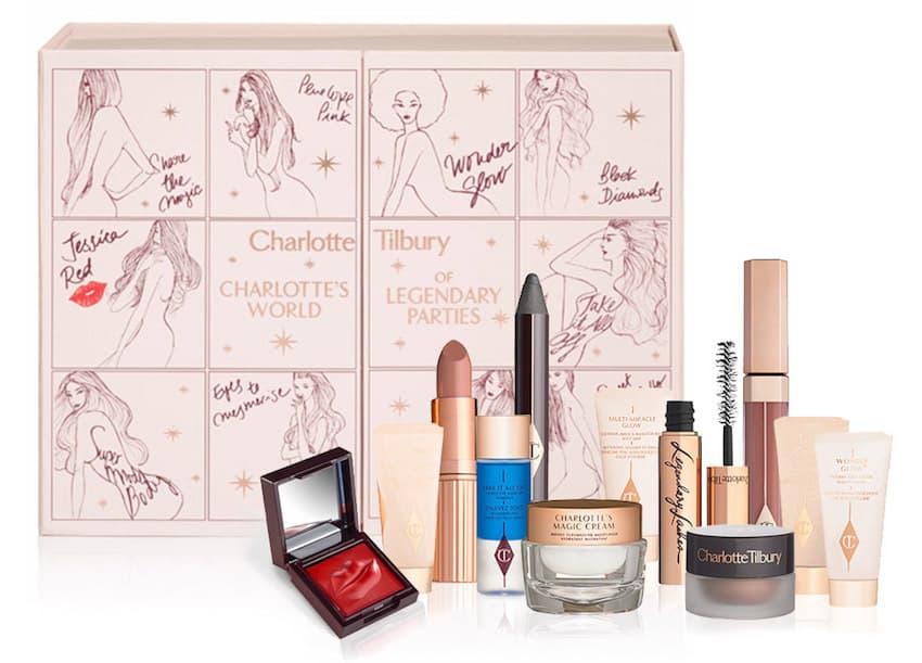 Charlotte Tilbury half price advent calendar