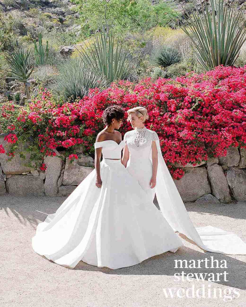 samira-wiley-lauren-morelli-wedding