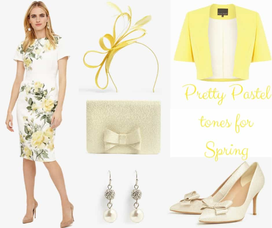 PASTEL tones for Spring