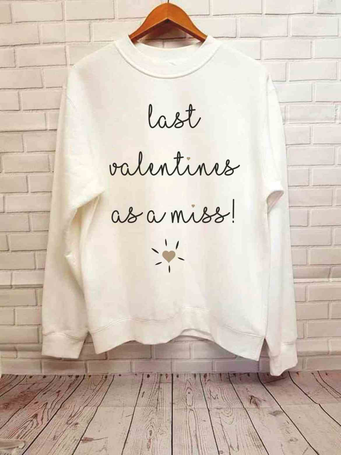 last valentines as jumper