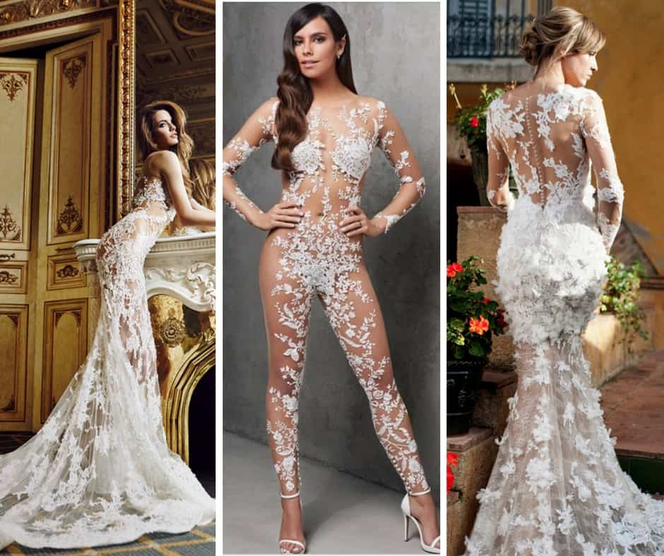 provonias wedding trend 2018