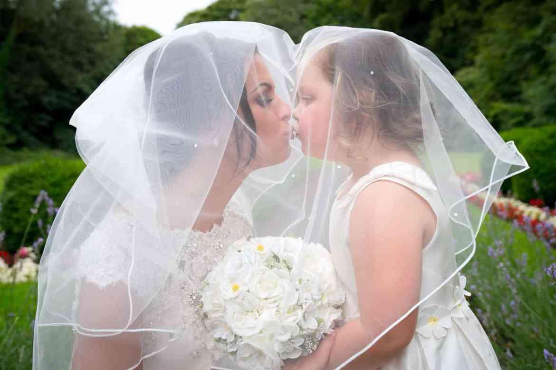 daisy wedding photo