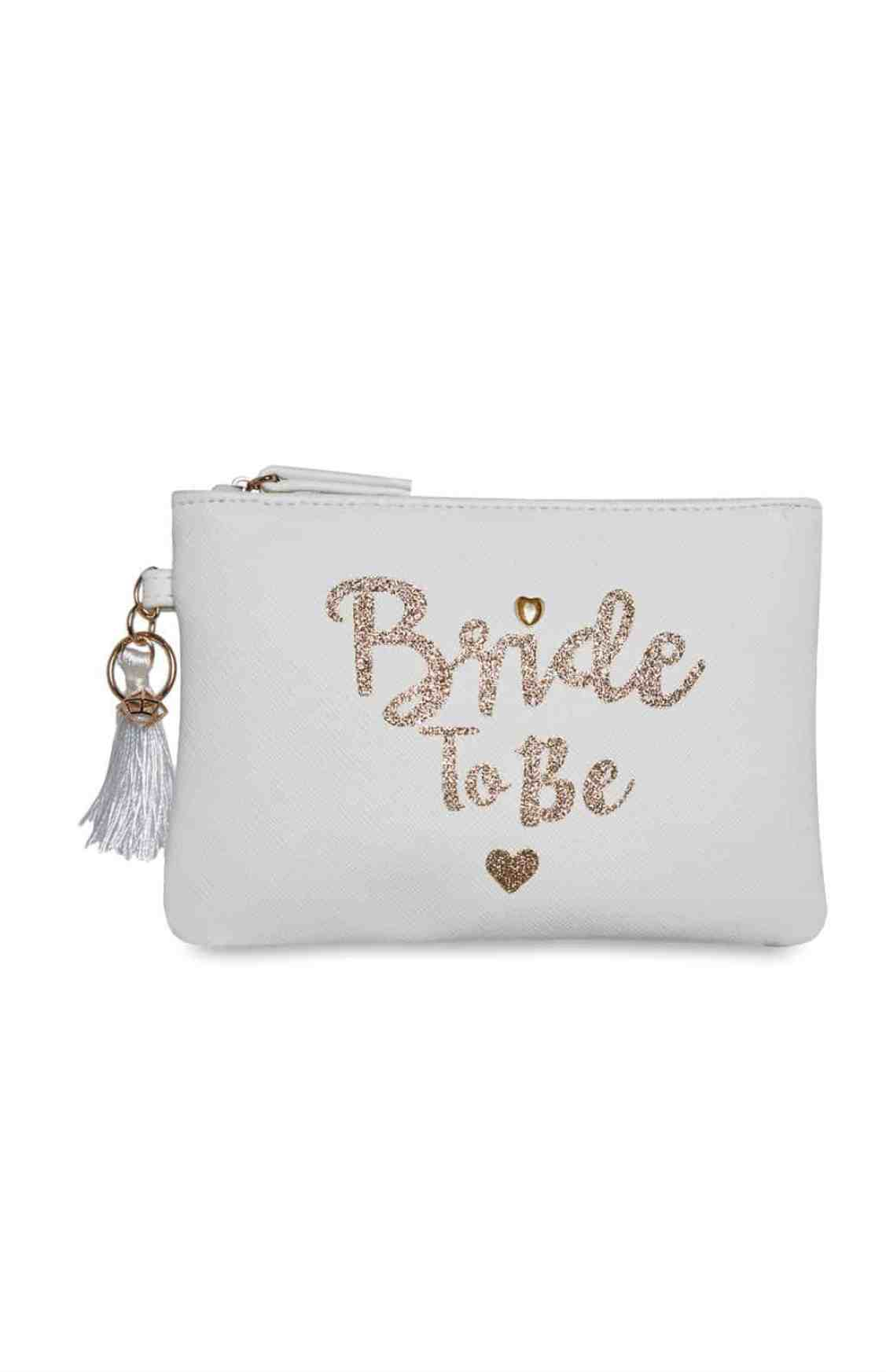 primark bride to be purse