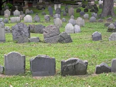 Boston Cemeteries