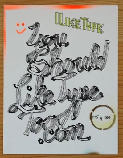 TypeCon '06 Postcards