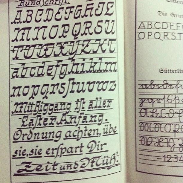 Cute little reprint of a 1905 writing manual....