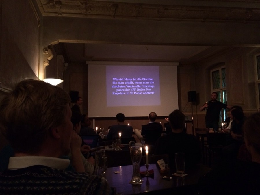 The tie breaking question from the typoquiz. For @kioskfonts