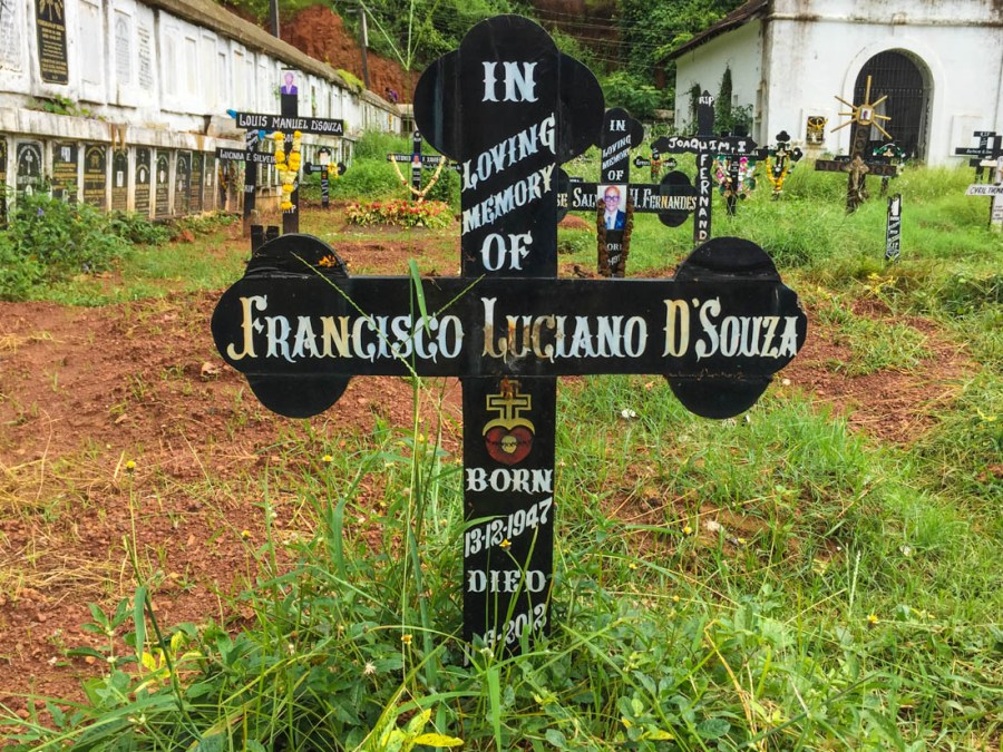 Our Lady of Hope Cemetery, Goa