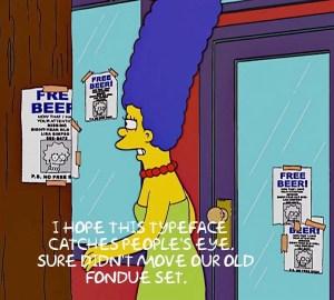Gotta love The Simpsons