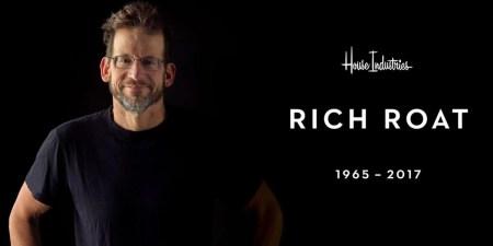 Rich Roat - image via House Ind.