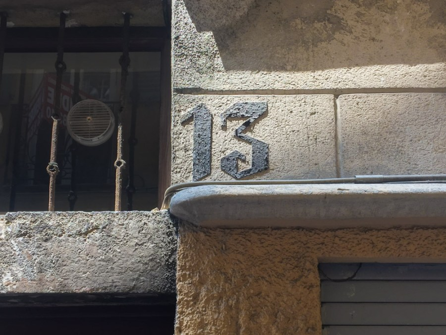 More Nice House Numbers