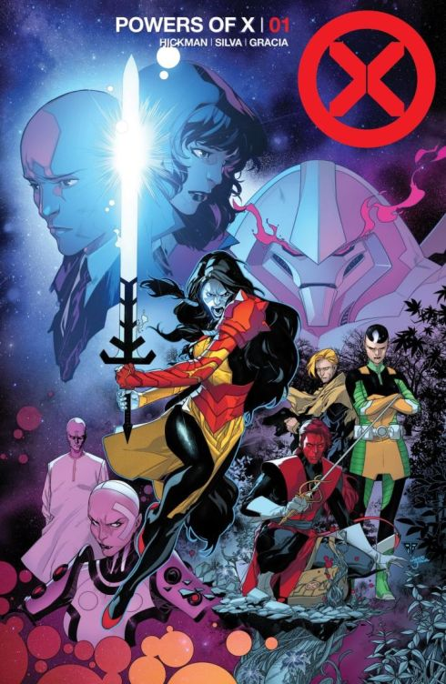 Powers of X 1 cover