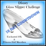 Glass Slipper Challenge Costume Planning