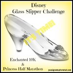 Friday Five: Glass Slipper Challenge Weekend!