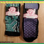 Review and Giveaway: Crazy Compression Socks!