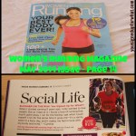Women's Running Magazine – Who's That?