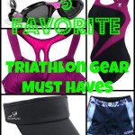 Tri Talk Tuesday: 5 Favorite Triathlon Gear Must Haves