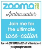 ZOOMA 2015 discount code