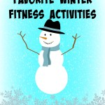 Friday Five: Favorite Winter Fitness Activities