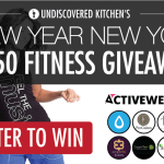 New Year, New You Health and Fitness Giveaway!