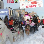 International Women's Day, Iditarod & TogoRun