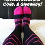 Champion CSX Compression Socks Review, Discount Code, & Giveaway