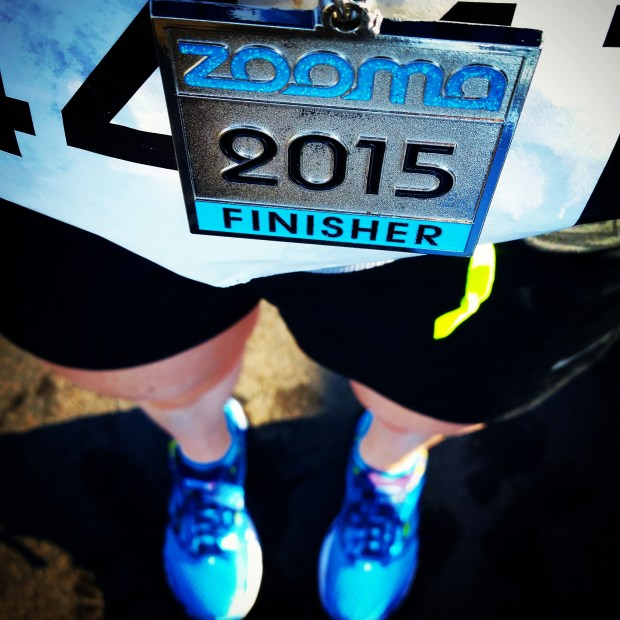 ZOOMA Annapolis 10K Finisher