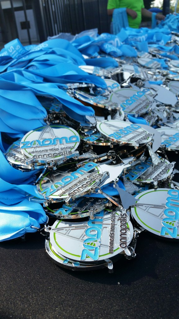 ZOOMA Annapolis medals