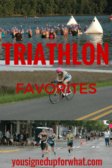 Friday Five: Favorite Triathlon Gear - You Signed Up For WHAT?!