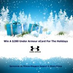 Under Armour Gift Card Giveaway!