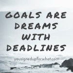 Five Fitness Goals For 2016