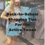 Back-to-School Shopping Tips For the Active Tween