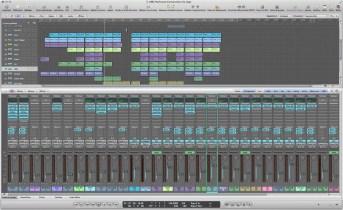 Formation audio: Post production avec Logic pro, Mainstage  & la Native Komplete utimate
