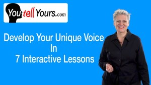 7 Lessons Unique Voice Storytelling Class