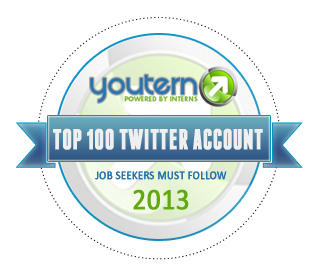 Top 100 Twitter Badge