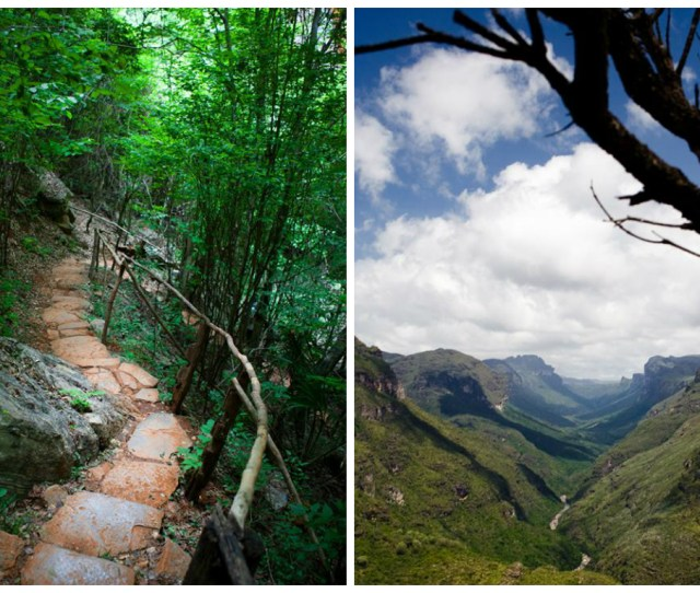 The Chapada Is Located In The Countryside Of The State Of Bahia And Its Just Perfect For Nature And Adventure Lovers The Landscape And Nature Are Unique