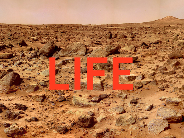 Ancient Life on Mars - Youth Are Awesome