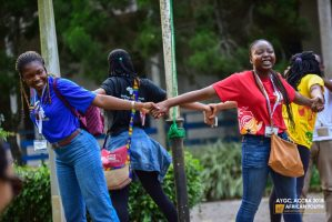 African Youth And Governance Convergence Trip to Aburi Botanical Gardens