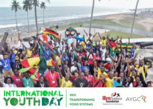 FINDING THE MISSING LINK IN GHANA'S YOUTH DEVELOPMENT AGENDA – INTERNATIONAL YOUTH DAY 2021